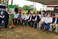 Más de 260 redes de agua potable instaladas con apoyo de AECID en Paraguay