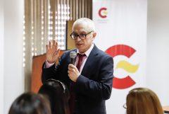 Paraguay mira al sistema forense español para encarar la violencia de género