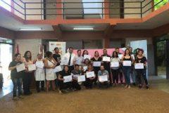 La Municipalidad de Asunción en convenio con la AECID y el CIRD y a través de la Dirección del Área Social y el CEMUPE, hacen entrega de capital semilla (apoyo económico) a 20 emprendedores para desarrollar sus MIPYMES