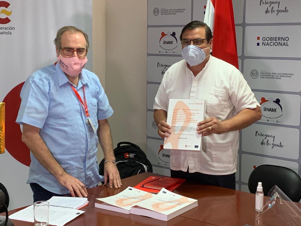 Paraguay da pasos decisivos para fortalecer sus políticas públicas en discapacidad