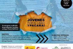 Segundo encuentro del Foro de Jóvenes por el lago Ypacaraí